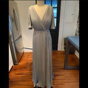 Wtoo Geneva 857 bridesmaid dress - French blue